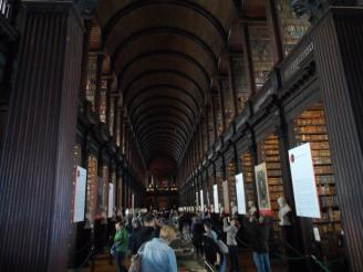 Long Room - Trinity Library