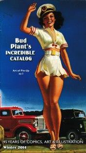 Bud's Catalog Cover