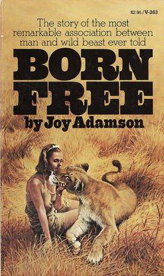 Born Free Book Cover