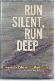 Run Silent Run Deep Book Cover