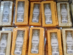 Ashe County Cheese - Variety in the Cooler