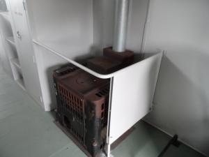Norfolk & Western Caboose Heater