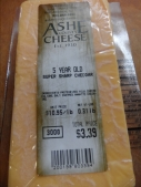 Ashe County - Super Sharp Cheddar
