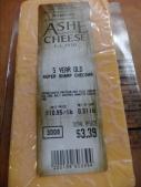 Ashe County - Super Sharp Cheddar