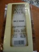 Ashe County - Garlic Cheddar