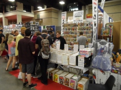 Heroes Con - Charlotte NC 2018 Sellers Booth Action