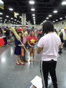 Heroes Con - Charlotte NC 2018 Cosplay Photo Op