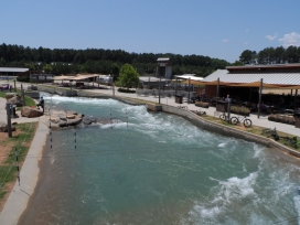 US Whitewater Center - Rapids
