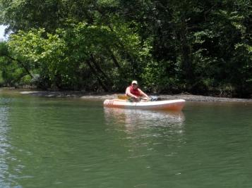 Kayaking the Catawba - Kayaking