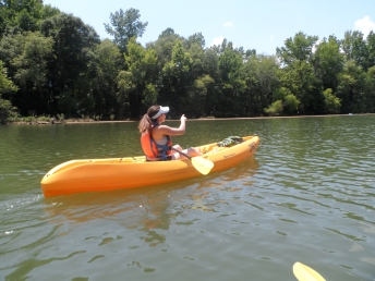 Kayaking the Catawba - Looking Ahead