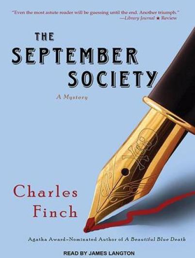 September Society Book Cover 1