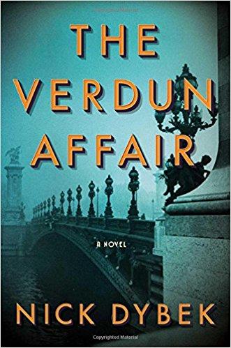 The Verdun Affair Book Cover