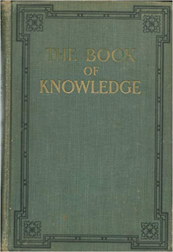 Book of Knowledge Cover