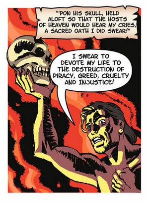 First Phantom - Oath of the Skull