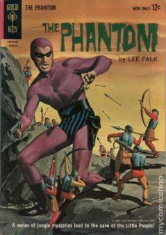 Gold Key Comics - The Phantom #2