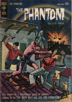 Gold Key Comics - The Phantom #8