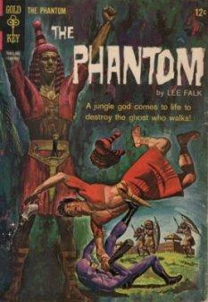 Gold Key Comics - The Phantom #10