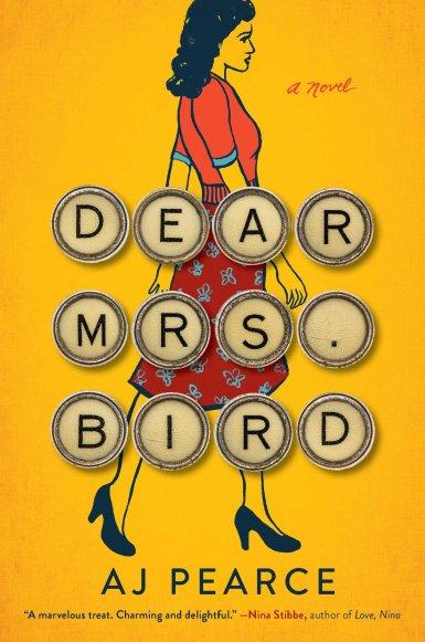 Dear Mrs. Bird Book Cover