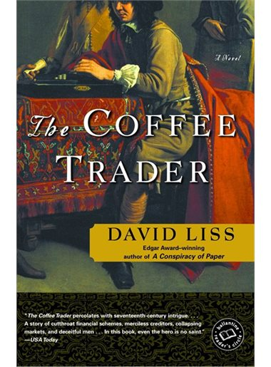 the coffee trader - book cover