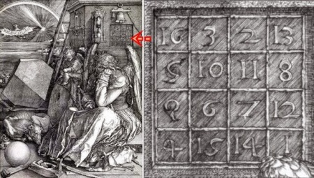 The Magic Square · Melencolia I is a 1514 engraving by the German Renaissance master Albrecht Dürer.