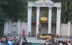 Carolina Renaissance Festival - Acrobats