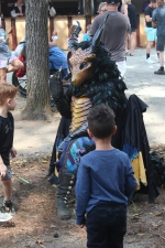 Carolina Renaissance Festival - Dragon
