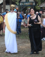 Carolina Renaissance Festival - Customes