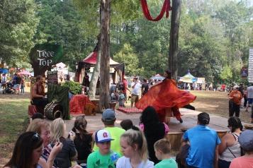Carolina Renaissance Festival - Dancer
