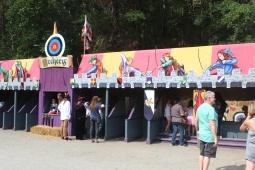 Carolina Renaissance Festival - Archery