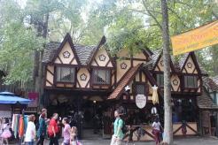 Carolina Renaissance Festival - Cottages