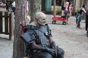 Carolina Renaissance Festival - Customes
