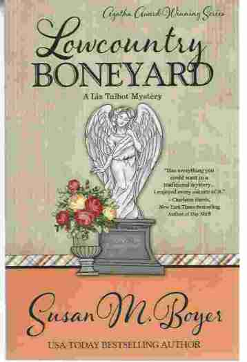 Lowcountry Boneyard Book Cover