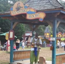 Carolina Renaissance Festival - Music