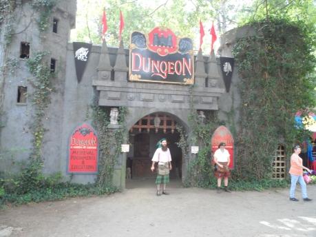 Carolina Renaissance Festival - Dungeon