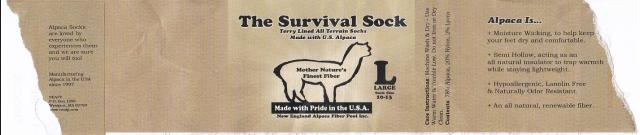 Alpaca Label