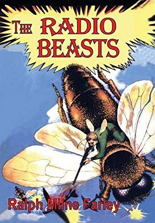 The Radio Beasts Pulp Cover