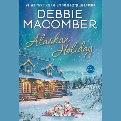 Alaskan Holiday Book Cover