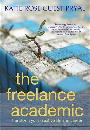 Freelance Academic Book Cover