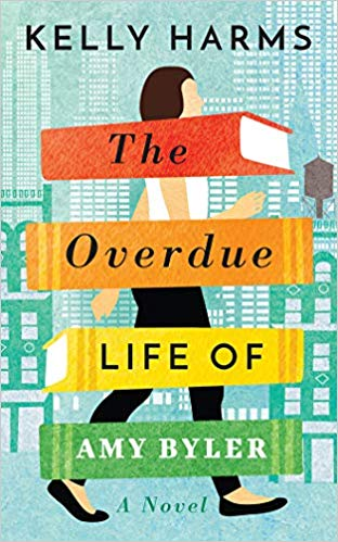 Overdue life of Amy Byler - Book Cover