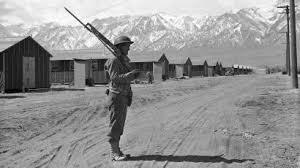 Internment camp WWII