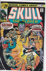 Skull The Slayer Comic Book
