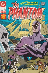 The Phantom Comic Book