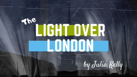 The Light Over London Book Review Banner