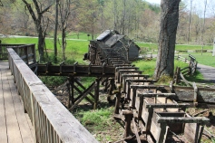 Mabry Mill Virginia off the Blue Ridge Parkway