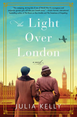Light over London Book Cover