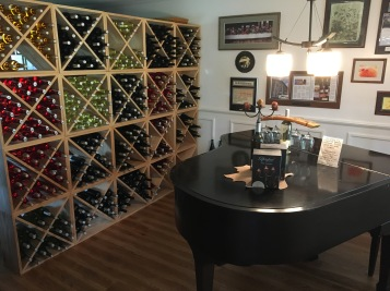 McRitchie Winery & Ciderworks Piano Room
