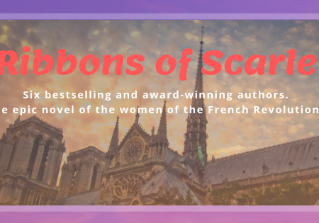 Ribbons of Scarlet Book Review Banner