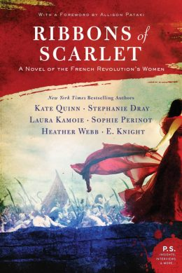 Ribbons of Scarlet Book Cover