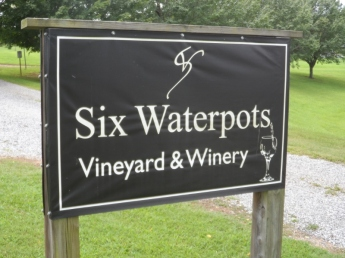 Six Waterpots Vineyard Sign (800x600)