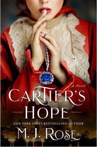 Cartier's J Hope Book Cover J